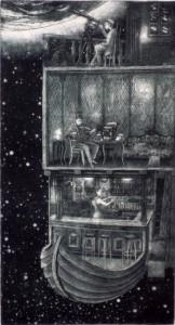 Szabó J. Gergely: Emeletes mesehajó