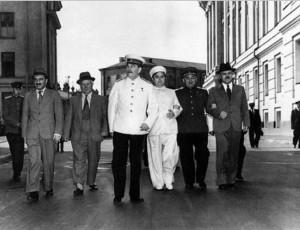A Szovjetunió vezetői 1945-ben