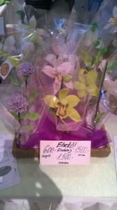 Ehető virágok Pipcake
