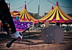 Jumbo a cirkuszban