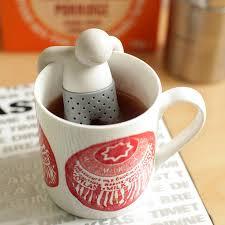 Tea tartó