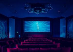 Orinda FIlmszínház, Kalifornia