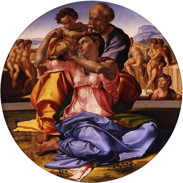640px-Michelangelo_Buonarroti_-_Tondo_Doni_-_Google_Art_Project
