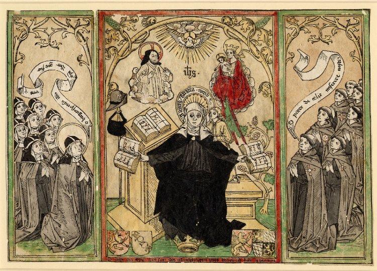 St Bridget of Sweden 3