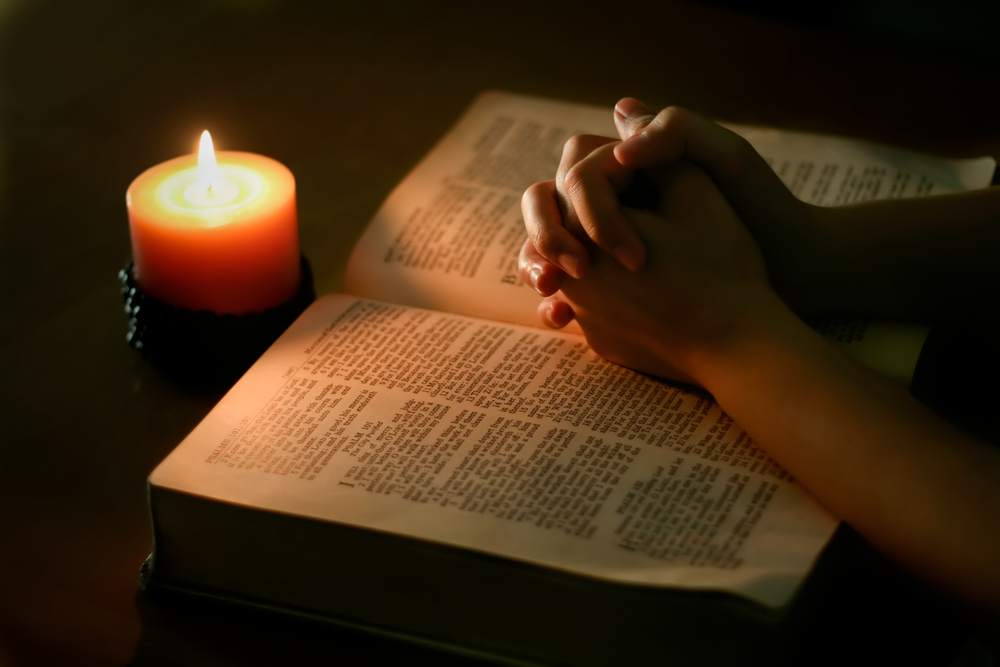 prayer-bible