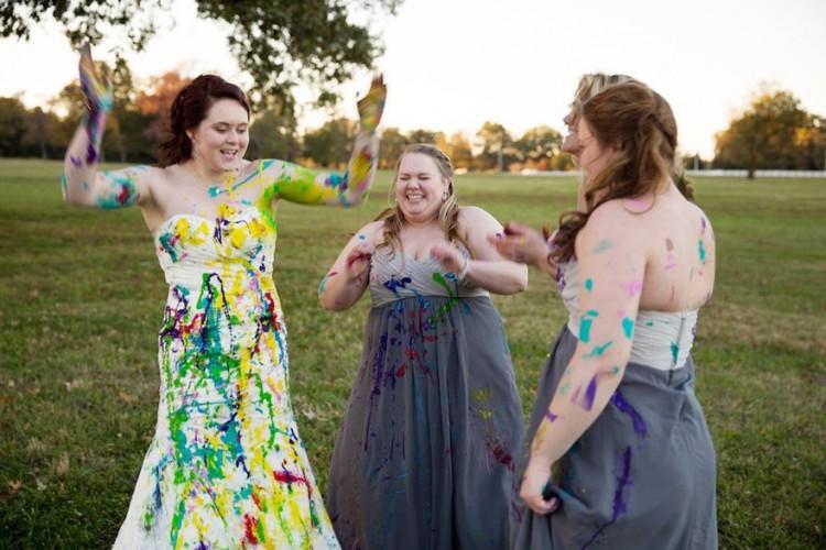 bride-left-at-altar-trash-dress-photoshoot-7