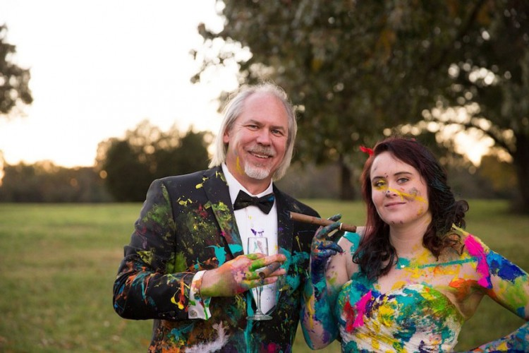 bride-left-at-altar-trash-dress-photoshoot-8