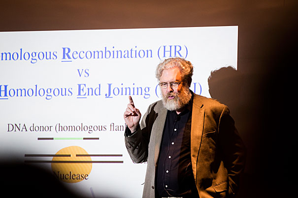 Prof George Church