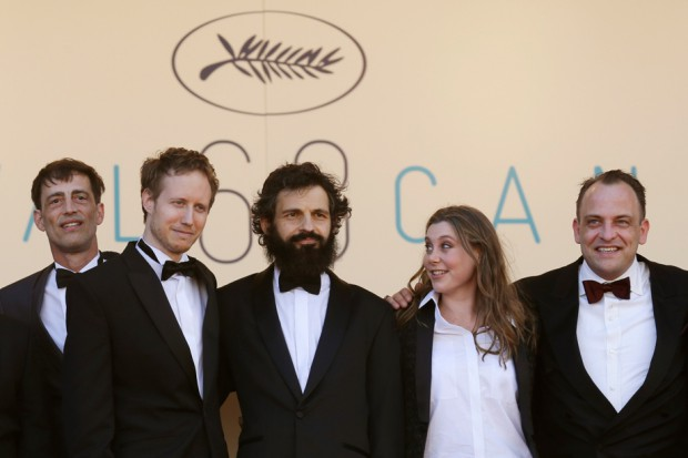 France Cannes Son of Saul Red Carpet