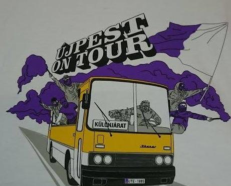 ute on tour tshirt