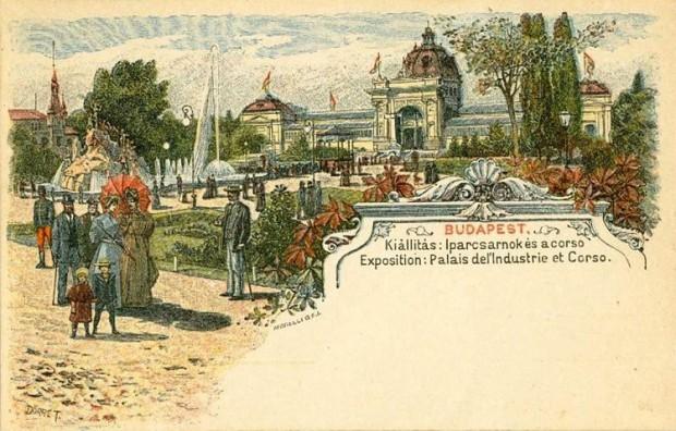 budapest-ezredeves-orszagos-kiallitas-iparcsarnok
