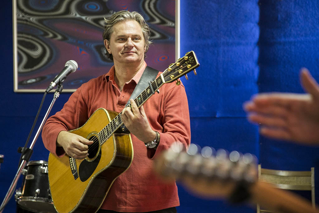 Ratoti Zoltan zenesz szinesz 2015.11.26 foto: Horvath Peter Gyula