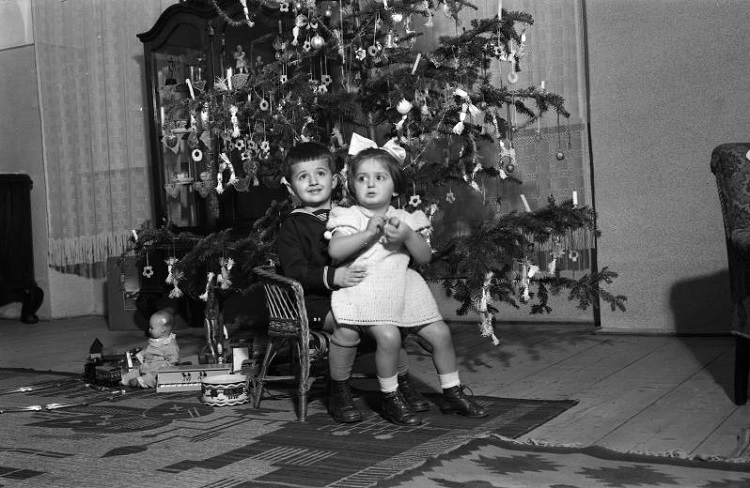 karácsony-régi3-Fortepan-Rados-Tamás