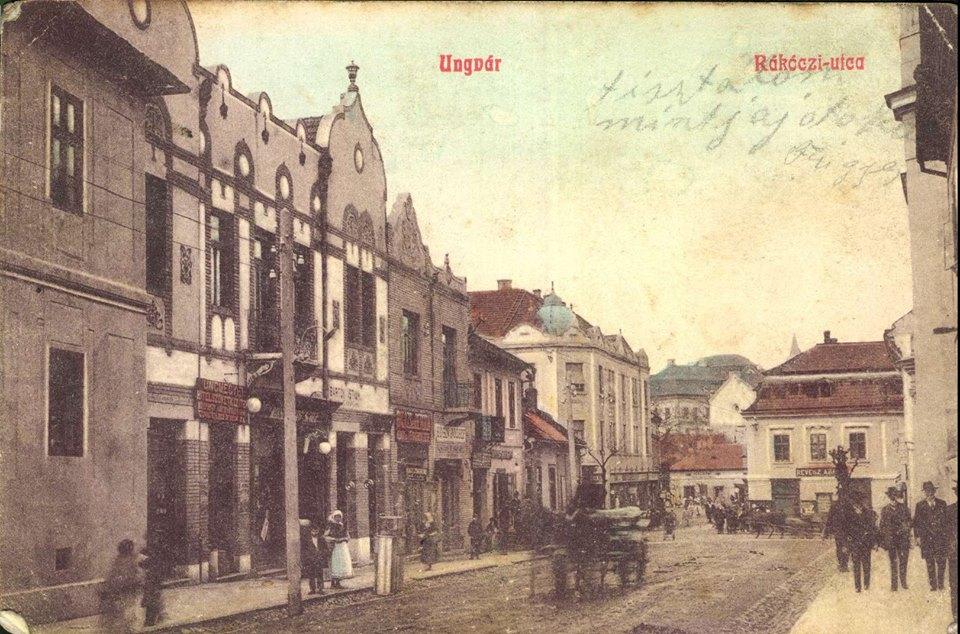 ungvar-rakoczi-utca
