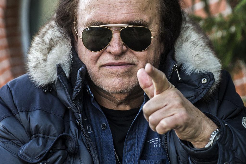 Frenreisz Károly rockzenész, zeneszerző 2016.02.25. Fotó: Horváth Péter Gyula