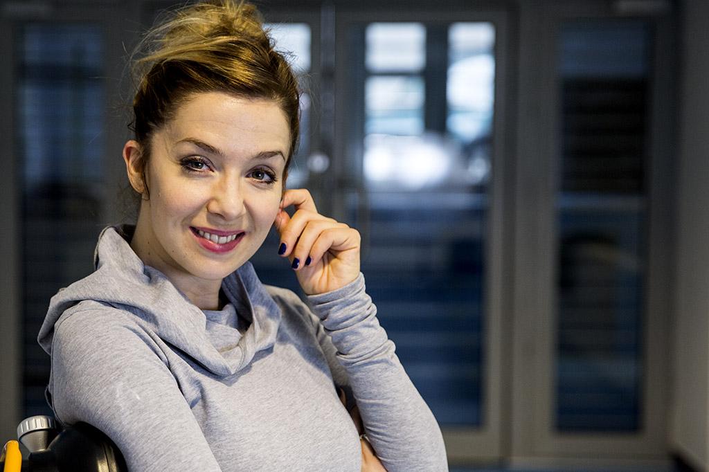 Kovács Patrícia  színésznő 2016.02.25. Fotó: Horváth Péter Gyula