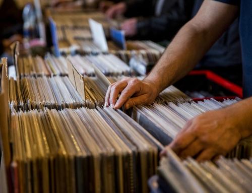 Imádod a lemezboltokat? Akkor ez a te hétvégéd!