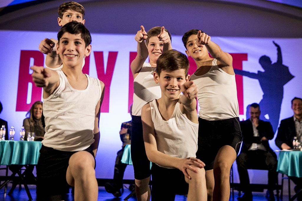 Billy Elliot a Musical erkel Színház 2016.02.16. Fotó: Horváth Péter Gyula