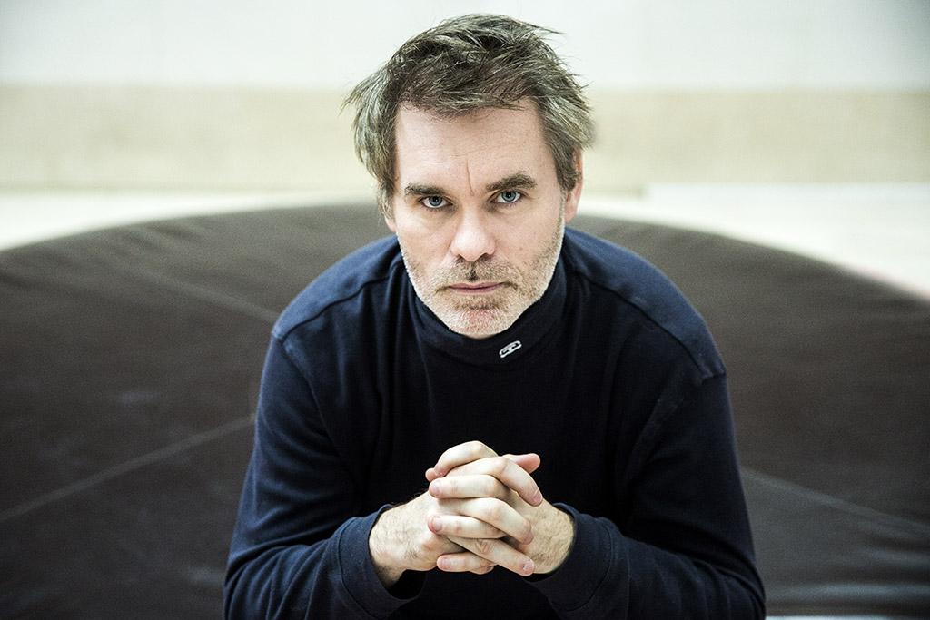 Jean-François Richet francia filmrendező 2016.03.03. Fotó: Horváth Péter Gyula