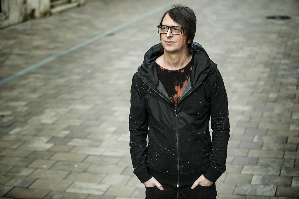 Zságer Balázs zenész 2016.03.17. Fotó:Horváth Péter Gyula