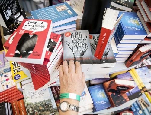 Könyvfesztivál: Először kap önálló standot a kortárs költészet