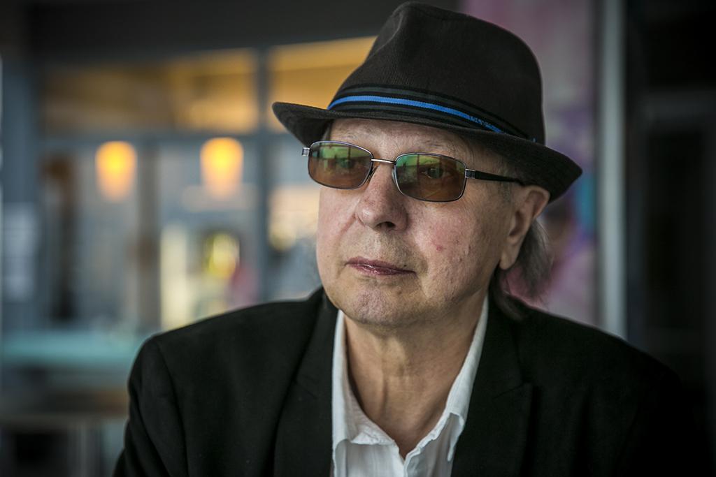 Balázs FEcó zenész 2016.05.20. Fotó: Horváth Péter Gyula