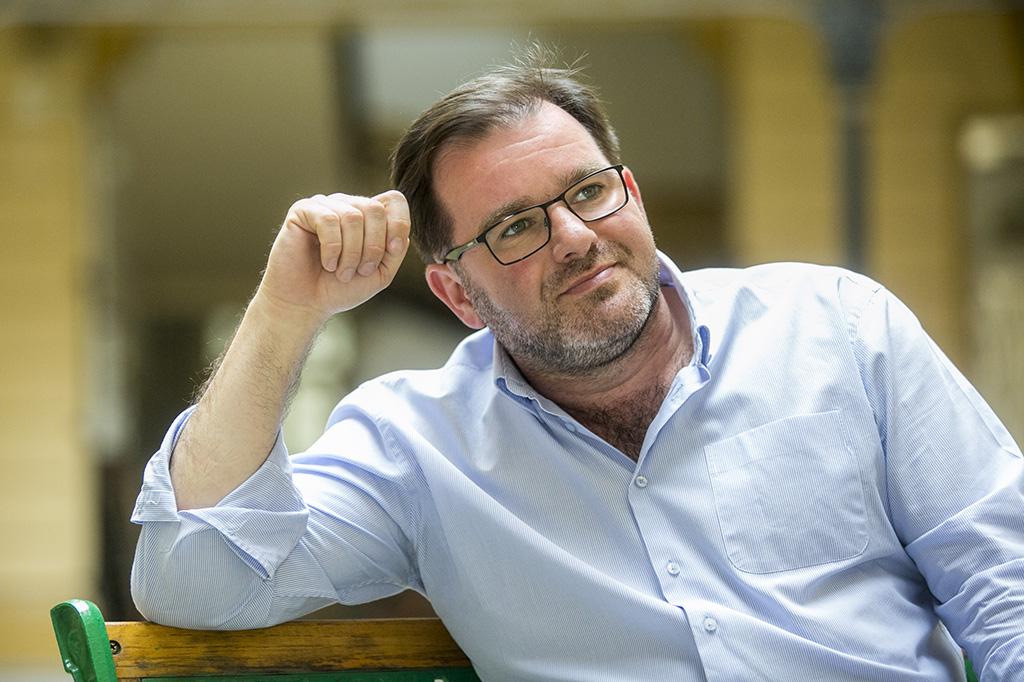 Nagy Viktor szinész 2016.07.06. Fotó: Horvath Péter Gyula