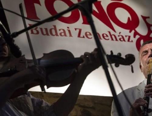 A Fonó és a Várkert Bazár ad otthont a Budapest Folk Festnek májusban