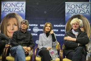 Koncz Zsuzsa Fotó: Horváth Péter Gyula