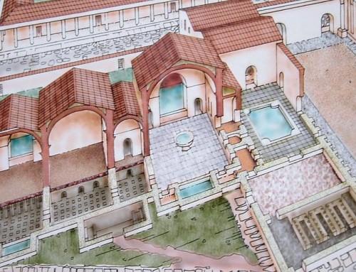 A víz világnapja – Ismerd meg Aquincum legnagyobb fürdőjét! (VIDEÓ)