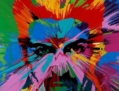 Félmilliót ért ez a George Michael portré