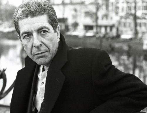 """""""Nyelvemen nincs más, mint Halleluja"""" – A Magáról, Cohenről című interjúkötetről"""