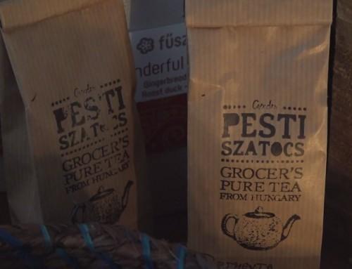 Szatócsbolt újragondolva: Nézz be a Csendes- A pesti szatócs kiskereskedésbe! (VIDEÓ)