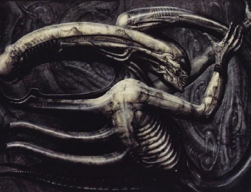 Legendás szörnyek és megfigyelésük – Tíz matrica az Alien lutra albumhoz