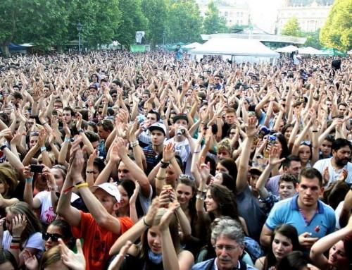 Üdvözlet a Belvárosból! – Minden eddiginél színesebb zenei kínálat a hétvégén a Belvárosi Fesztiválon