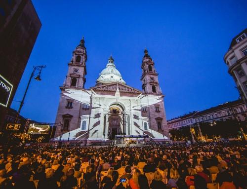 Vasárnap este ismét mindenkit körülvesz a ZEnergia a Bazilikánál