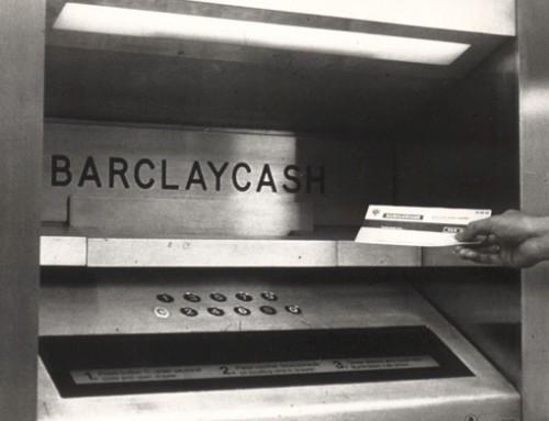 Az első bankjegykiadó automatát 50 éve helyezték üzembe