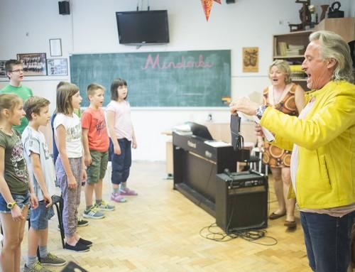 Különleges produkcióval készül az Egy Szabad Országért Fesztre a Bakáts Téri Általános Iskola kórusa