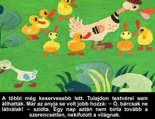 Hattyúk, kacsák, őzikék és fekete mágia – Andersen meséi diafilmen