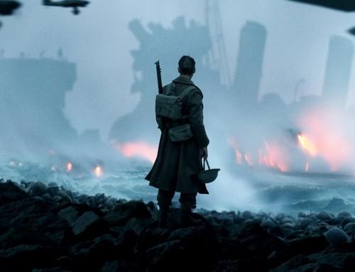 Tűz, víz, repülő – A Dunkirk című filmről