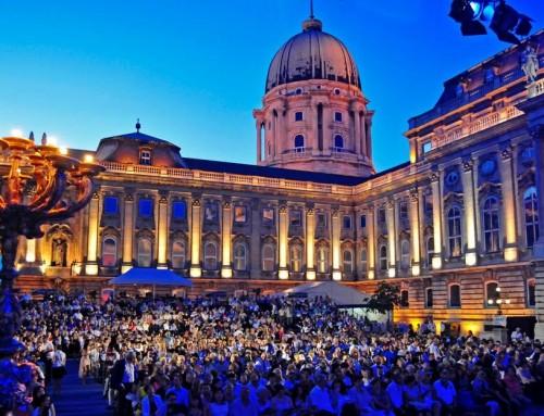 A Magyar Nemzeti Táncegyüttessel indul a Budavári Palotakoncertek sorozata