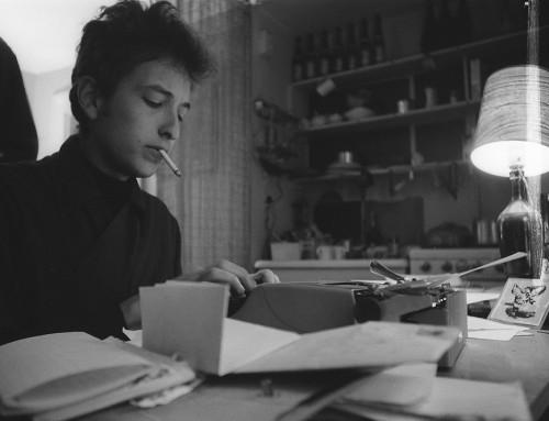 Szél hozott, szél visz el – Bob Dylan Lyrics / Dalok című kötetéről