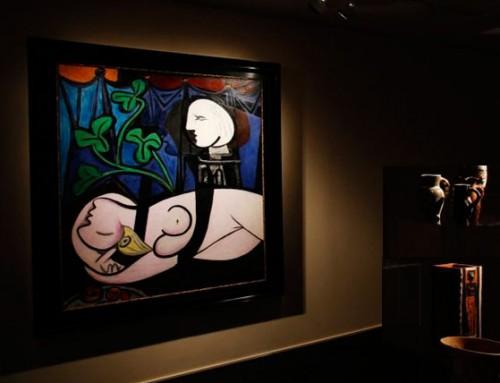 Nyolcvanöt év után először látható együtt három Picasso-akt Londonban