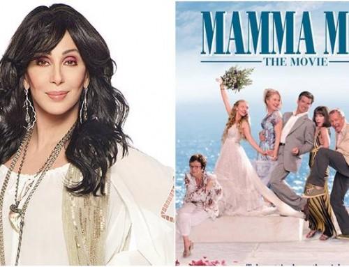Cher erősíti a Mamma Mia 2 stábját