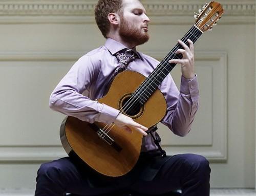 Ukrán virtuóz tarolt a Budapesti Nemzetközi Gitárversenyen