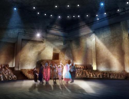 Még több előadás és koncert Magyarország lekülönlegesebb színpadán
