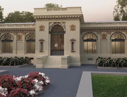 Az eredeti tervek alapján újítják fel az Olof Palme Házat